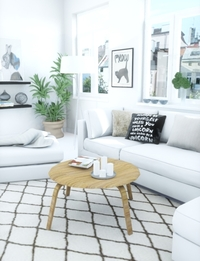 Online design Modern Living Room by Eleni P thumbnail