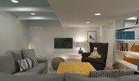 Online design Eclectic Living Room by Eleni P thumbnail