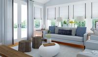 Online design Beach Living Room by Eleni P thumbnail
