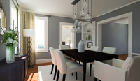 Online design Traditional Dining Room by Eleni P thumbnail
