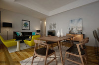 Online design Combined Living/Dining by Christine M. thumbnail