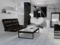 Online design Contemporary Living Room by Magdalena W thumbnail