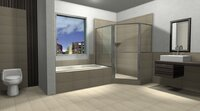 Online design Contemporary Bathroom by Daisy d A thumbnail