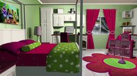 Online design Transitional Bedroom by Daisy d A thumbnail