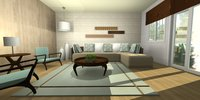 Online design Modern Living Room by Daisy d A thumbnail