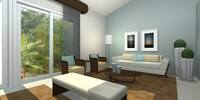 Online design Transitional Living Room by Daisy d A thumbnail