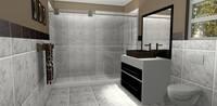 Online design Modern Bathroom by Daisy d A thumbnail