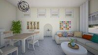 Online design Beach Living Room by Daisy d A thumbnail
