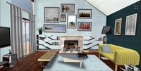 Online design Modern Living Room by Vicki O thumbnail