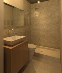 Online design Glamorous Bathroom by Sara Y thumbnail