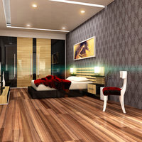 Online design Contemporary Bedroom by Sara T thumbnail
