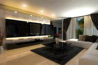Online design Modern Living Room by Sara T thumbnail