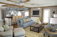 Online design Country/Cottage Kitchen by Rachel H. thumbnail
