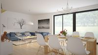 Online design Modern Dining Room by Eileen B thumbnail