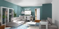 Online design Contemporary Living Room by Janet Y thumbnail