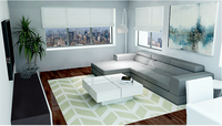 Online design Eclectic Living Room by Janet Y thumbnail