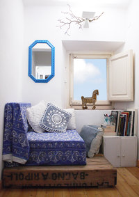 Online design Eclectic Living Room by Marianna S thumbnail