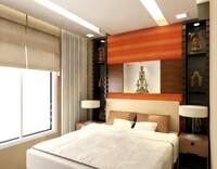 Online design Eclectic Bedroom by Aldrin C. thumbnail
