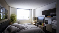 Online design Contemporary Bedroom by Aldrin C. thumbnail