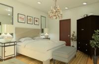 Online design Glamorous Bedroom by Juan S. thumbnail