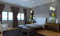 Online design Modern Bedroom by Juan S. thumbnail