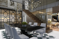 Online design Contemporary Dining Room by Margarita N. thumbnail