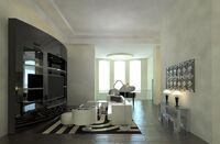 Online design Modern Living Room by Jennifer L. thumbnail