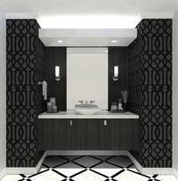 Online design Glamorous Bathroom by Jennifer L. thumbnail