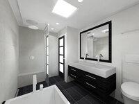 Online design Modern Bathroom by Jennifer L. thumbnail