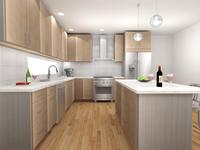 Online design Modern Kitchen by Jennifer L. thumbnail