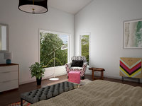 Online design Eclectic Bedroom by Anna T thumbnail