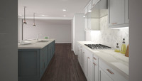 Online design Contemporary Kitchen by Anna T thumbnail