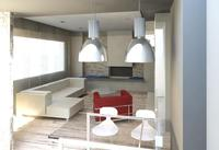 Online design Contemporary Living Room by Elisabetta Rizzato thumbnail