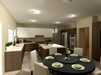 Online design Modern Kitchen by Shivani D thumbnail