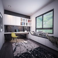 Online design Modern Home/Small Office by Ibrahim H. thumbnail