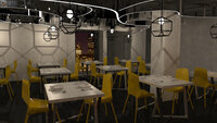 Online design Modern Dining Room by Coco B.  thumbnail