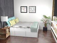 Online design Eclectic Bedroom by Allison H. thumbnail
