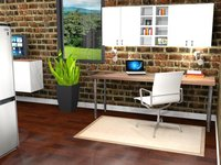 Online design Transitional Home/Small Office by Allison H. thumbnail