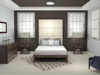 Online design Traditional Bedroom by Allison H. thumbnail