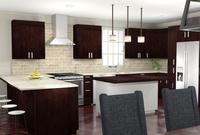 Online design Traditional Kitchen by Allison H. thumbnail