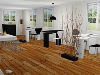 Online design Contemporary Business/Office by Allison H. thumbnail