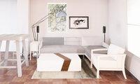 Online design Modern Living Room by Keda X. thumbnail