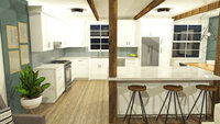 Online design Modern Kitchen by Jéssica D. thumbnail