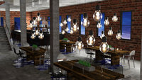 Online design Dining Room by Claire M. thumbnail