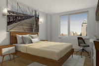 Online design Modern Bedroom by Picharat A.  thumbnail