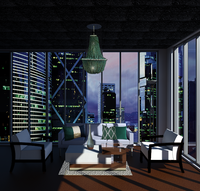 Online design Living Room by Hannah C. thumbnail