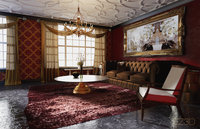 Online design Traditional Living Room by Errison Z thumbnail