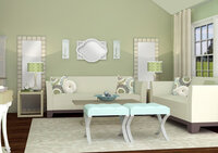 Online design Glamorous Living Room by Rebecca M thumbnail