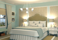 Online design Traditional Bedroom by Rebecca M thumbnail