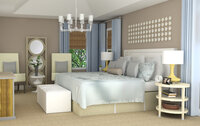 Online design Modern Bedroom by Rebecca M thumbnail